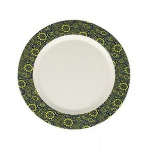 (EcoSouLife) エコソウライフ Side Plate (Paisely)|wins