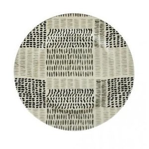 (EcoSouLife) エコソウライフ Side Plate (Black&Sand)|wins