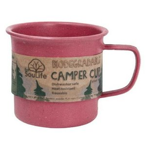 EcoSouLife(エコソウライフ) Camper Cup(カップ) Pink Bambooシリーズ 14704|wins