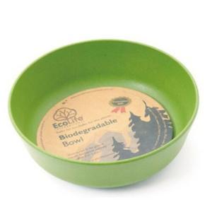 EcoSouLife(エコソウライフ) Bowl (深皿) Green Bambooシリーズ 14731|wins