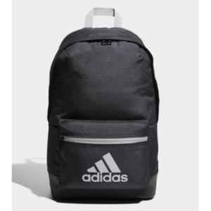 (adidas)アディダス クラシック ロゴバックパック ブラック/ホワイト|wins