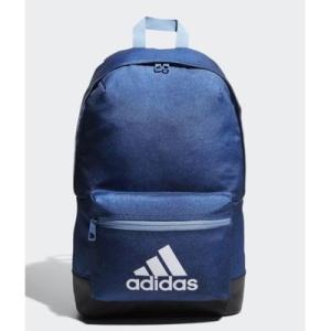 (adidas)アディダス クラシック ロゴバックパック トレースロイヤル/ホワイト|wins
