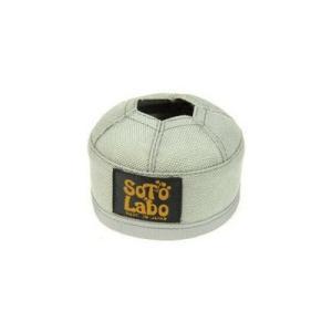 (SOTO LABO)ソトラボ Gas cartridge wear / OD 110 Gray(グレー)|wins