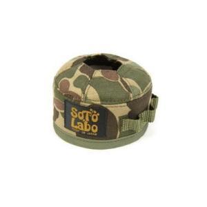 (SOTO LABO)ソトラボ Gas cartridge wear / Hunter Camo OD110|wins