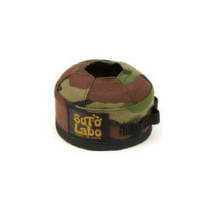 (SOTO LABO)ソトラボ Gas cartridge wear / Woodland Camo (OD110)|wins