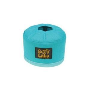 (SOTO LABO)ソトラボ Gas cartridge wear / OD 250 Turquoise Blue(ターコイズブルー)|wins