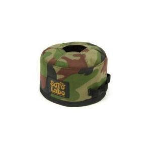 (SOTO LABO)ソトラボ Gas cartridge wear / Woodland Camo (OD250)|wins