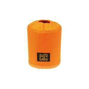 (SOTO LABO)ソトラボ Gas cartridge wear / OD 500 Orange(オレンジ)|wins