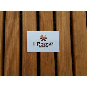 (i-Rbase)アイアールベースプロダクト ステッカー 楕円型|wins