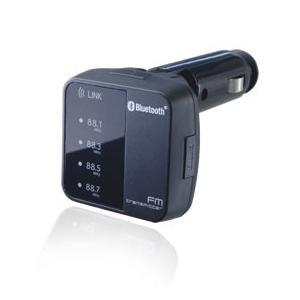 Bluetooth対応のスマートフォン/iPhoneの音楽やワンセグ音声をワイヤレスで受信、さらにワ...
