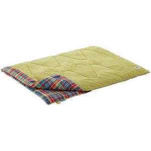 ロゴス LOGOS ミニバンぴったり丸洗い寝袋チェッカー・2/72600740/LOGOS