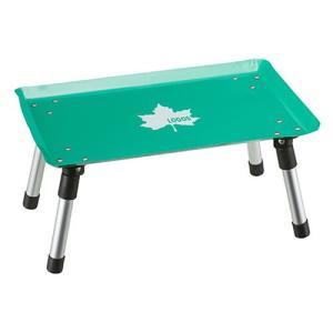 ロゴス カラータフテーブル-AF グリーン 73189021 (LOGOS)|wins