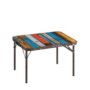 ロゴス グランベーシック 丸洗いスリムサイドテーブル7060 73189035 (LOGOS)|wins