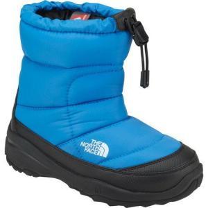 ザ・ノース・フェイス ヌプシブーティー IV 長靴 レインブーツ キッズ/ジュニア ブルー×ブラック 19cm NFJ51781 (THE NORTH FACE) wins