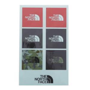 ザ・ノース・フェイス TNFロゴステッカー LOGO STICKER NN83803 (THE NORTH FACE)|wins