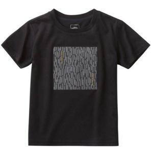 ザ・ノース・フェイス ショートスリーブリフレクティブティー キッズ/ジュニア 半袖Tシャツ ブラック 110cm NTJ31731 (THE NORTH FACE) wins