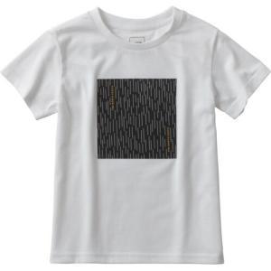 ザ・ノース・フェイス ショートスリーブリフレクティブティー キッズ/ジュニア 半袖Tシャツ ホワイト 110cm NTJ31731 (THE NORTH FACE) wins