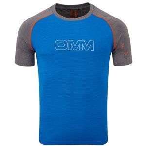 (OMM) Flow Tee(Blue/Grey) S|wins