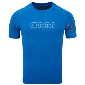 (OMM) Flow Tee(Blue) M|wins