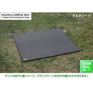 小川キャンパル/キャンパルジャパン マルチシート220×150用 1303 (OGAWACAMPAL/CAMPALJAPAN)|wins