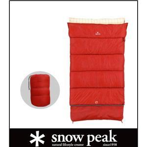 スノーピーク セパレートシュラフ オフトンワイド LX BD-104 (snow peak)|wins