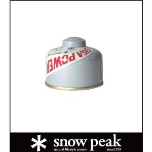 スノーピーク ギガパワーガス110 イソ GP-110S (snow peak)|wins