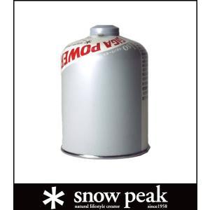 スノーピーク ギガパワーガス500 イソ GP-500S (snow peak)|wins
