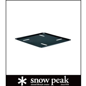スノーピーク 焚火台 M ベースプレート ST-033BP (snow peak)|wins