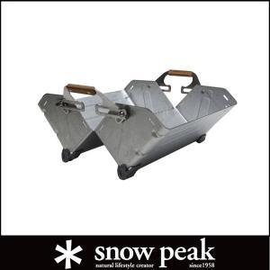 スノーピーク シェルフコンテナ 25 UG-025G (snow peak)