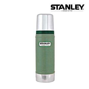 スタンレー クラシック真空ボトル 0.47L グリーン