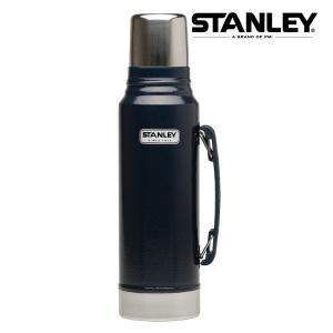 スタンレー クラシック真空ボトル 1L ネイビー