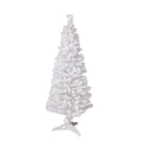 高輝度ファイバーツリー クリスマスツリー白180cm|wins