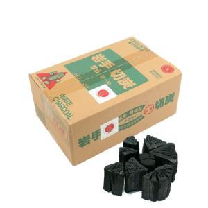 岩手切炭3kg 箱入り 256859