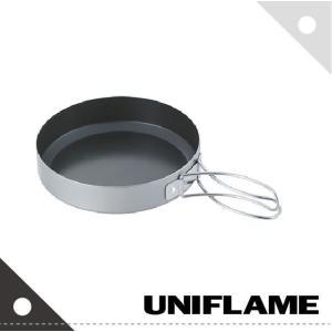 (UNIFLAME)ユニフレーム 山フライパン 17cm 667651
