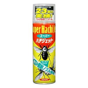 アシナガバチ、クマバチ、アブ、ブユの駆除に強力噴射スプレー!ハチの巣処理も! 内容量 : 480mL...