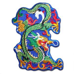 中日ドラゴンズ ドラゴン龍ワッペンAです。
