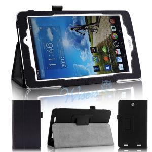 wisers Acer Iconia Tab 8 W W1-810-F11N タブレット 専用 ケース カバー 全4色 ブラック・ダークブルー...|wisers1