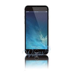 wisers Apple iPhone 6/iPhone6 スマートフォン スマホ 専用 強化ガラス 液晶 保護 フィルム ガラス [2014... wisers1