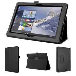 (タッチペン・フィルム付) wisers Lenovo ThinkPad 10 2015年型 10.1インチ タブレット 専用 ケース カバー... wisers1