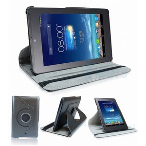 Wisers Asus Fonepad7 LTE対応 ME372 CL GY WH タブレット 専用 360度回転 ブラック... wisers1