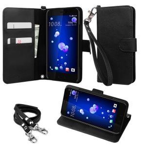(ストラップ2種付)wisers HTC U11 Softbank 601HT au HTV33 5.5インチ スマートフォン スマホ 専用 ...|wisers1