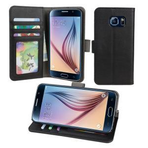wisers Samsung Galaxy S6 SC-05G スマートフォン スマホ 専用 超薄型 スリム ケース カバー 全2色 ブラック... wisers1