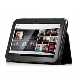 wisers SONY Tablet S タブレット 専用 ケース スタンド機能付 ソニー タブレット カバー ブラック... wisers1