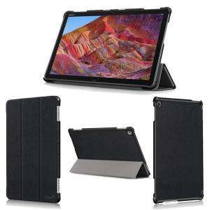 wisers スリムタブレットケース Mediapad M5 lite Huawei 10.1 イン...