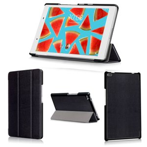 (フィルム付)  wisers Lenovo Tab 4 8 ZA2B0045JP 8.0インチ タブレット 専用 超薄型 スリム ケース カバー [2017 年 新型] 全6色|wisers1