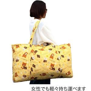 丸眞 キッズ・ジュニア用寝具 ブルー 園児用 2065010200