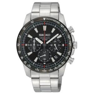 セイコーSEIKO 腕時計 クロノグラフ 逆輸入 海外モデル SSB031PC メンズ 逆輸入品
