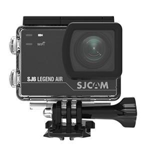 SJCAM正規品 安心交換付き SJ6 Legend Air WIFI 4K スポーツカメラ (追加...