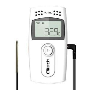 Elitech RC-4HC 16000pointsミニ温湿度データロガー 並行輸入品