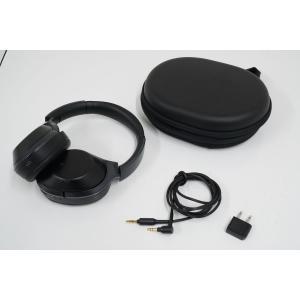 SONY ソニー MDR-1000X  完全ワイヤレスヘッドホン USED美品 ノイズキャンセリング...